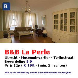 bed and breakfast utrecht La Perle
